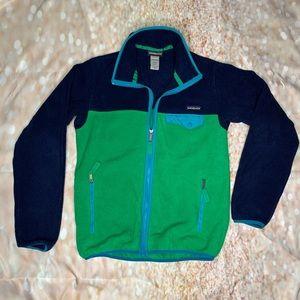 Patagonia full zip jacket